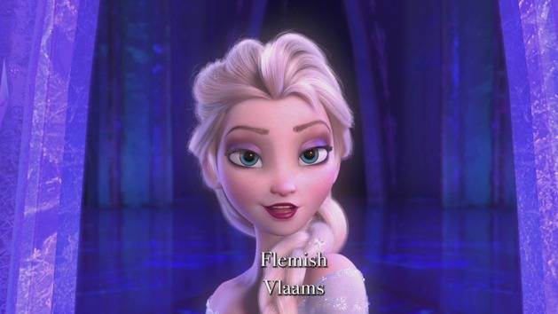Let It Go in 25 Languages
