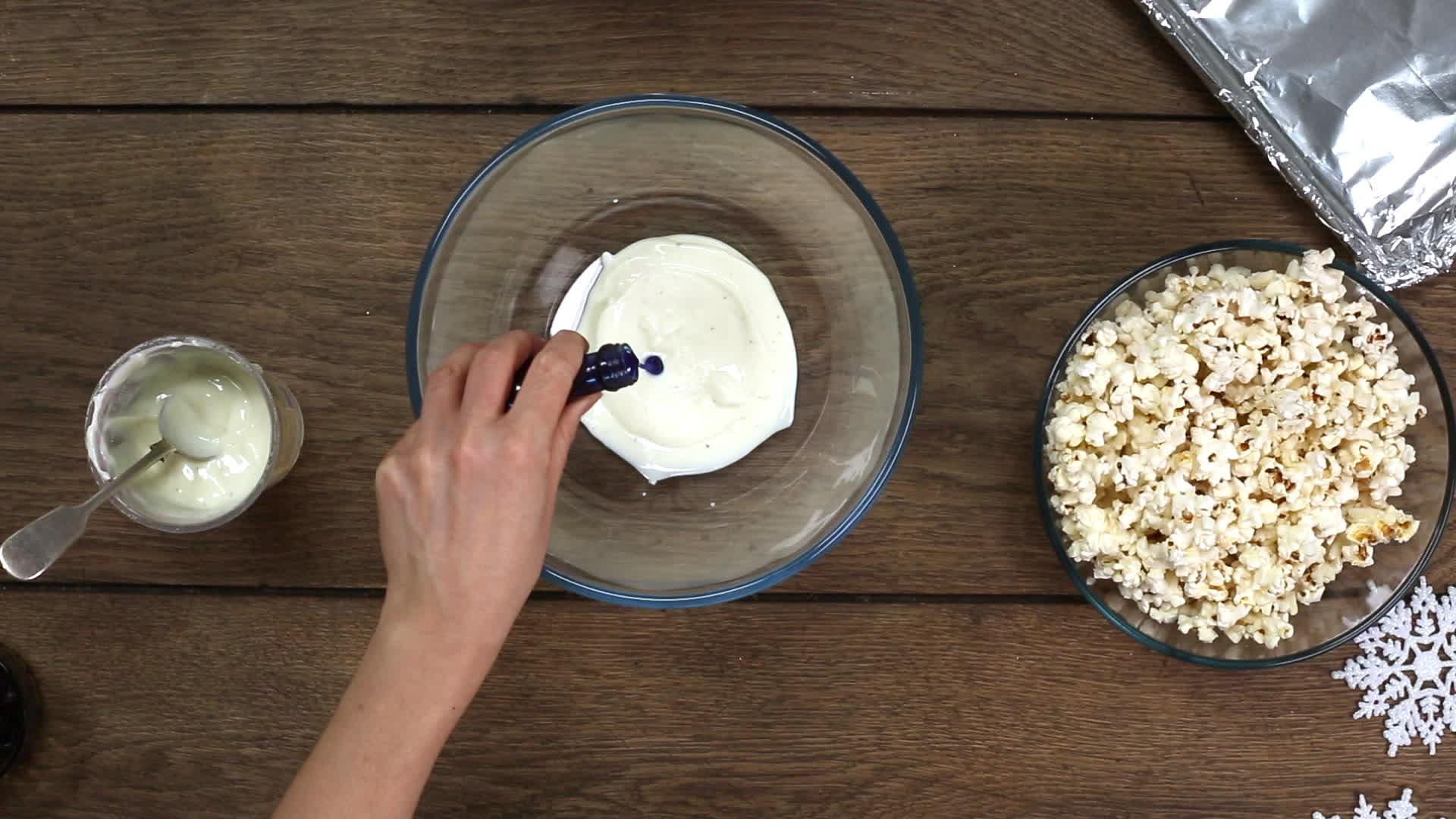 Frozen: Magic of the Northern Lights Popcorn