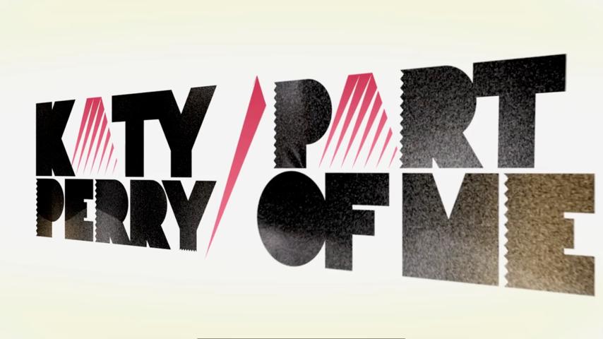"""Part Of Me"" (Lyric Video) - Katy Perry"
