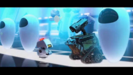 WALL-E Meets M-O