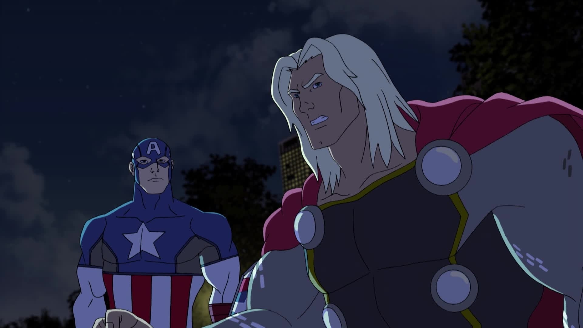 Avengers Assemble - Eindgevecht!