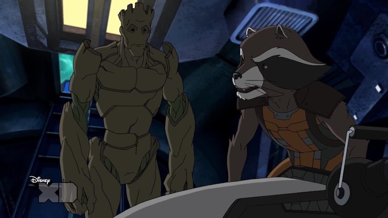 Guardiani della Galassia - L'armatura