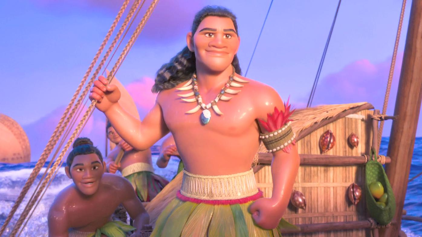 """""""We Know The Way"""" Clip - Disney's Moana"""