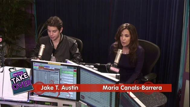 Maria and Jake - Radio Disney Take Over