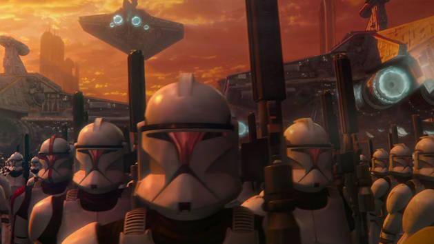 Star Wars - På väg mot klonkriget