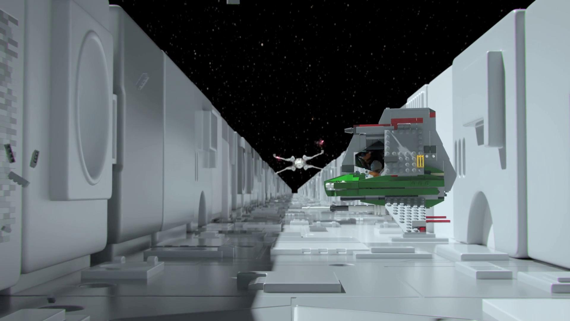 Lego Star Wars: The Epic Battle of Yavin