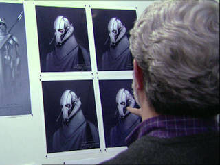Creating General Grievous