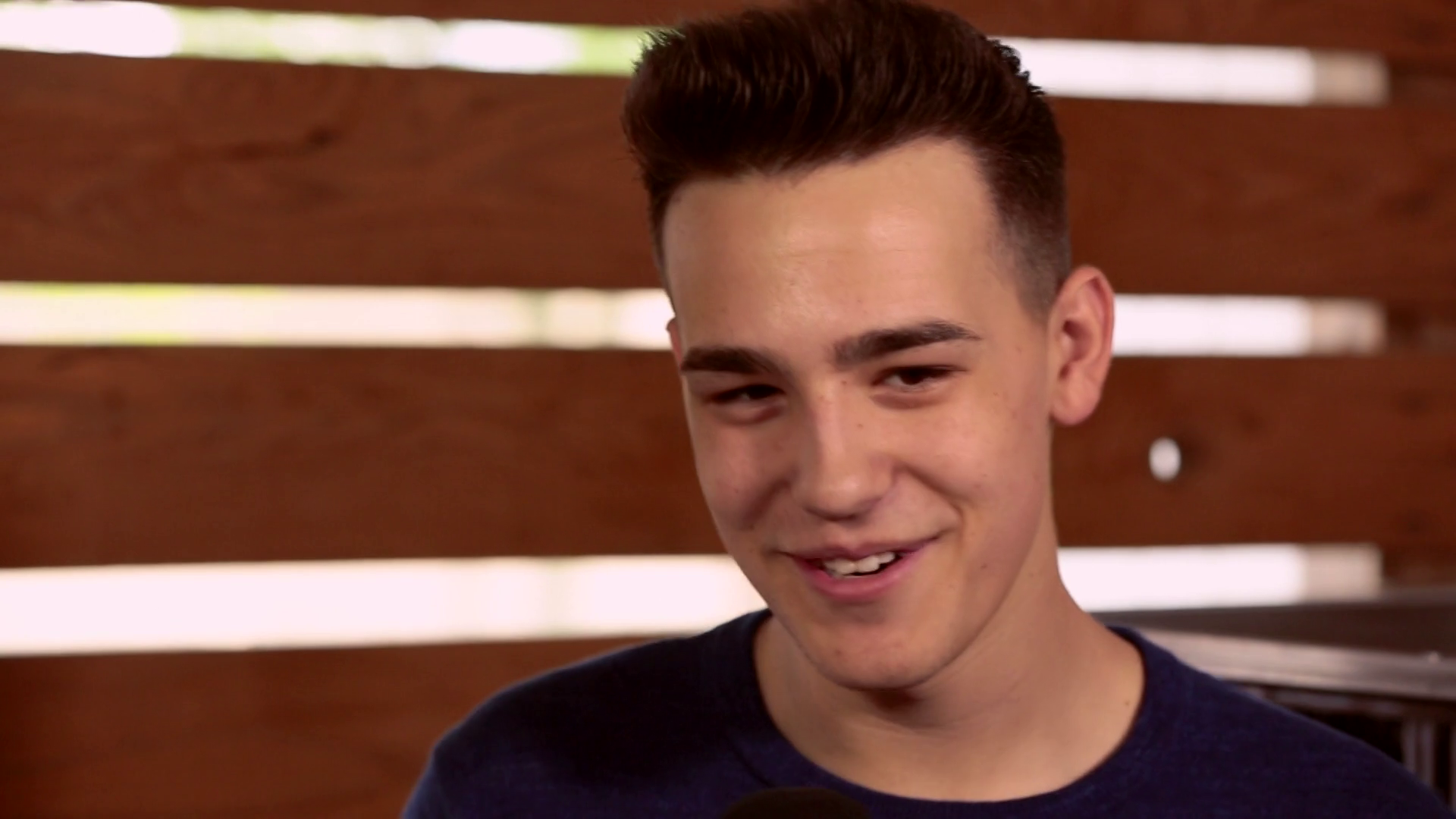 15 Second Challenge with Jacob Whitesides - Radio Disney Sizzlin Summer