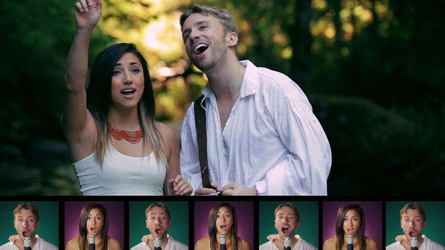 Disney Classics - Alex G. and Peter Hollens