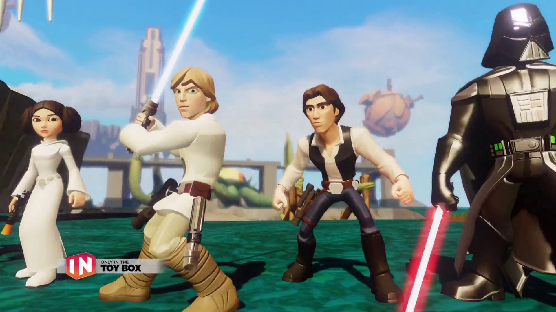 Star Wars Gameplay TV Spot - Disney Infinity 3.0