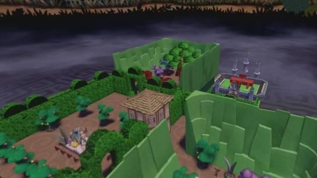 Alice's Wonderland - DISNEY INFINITY Toy Box
