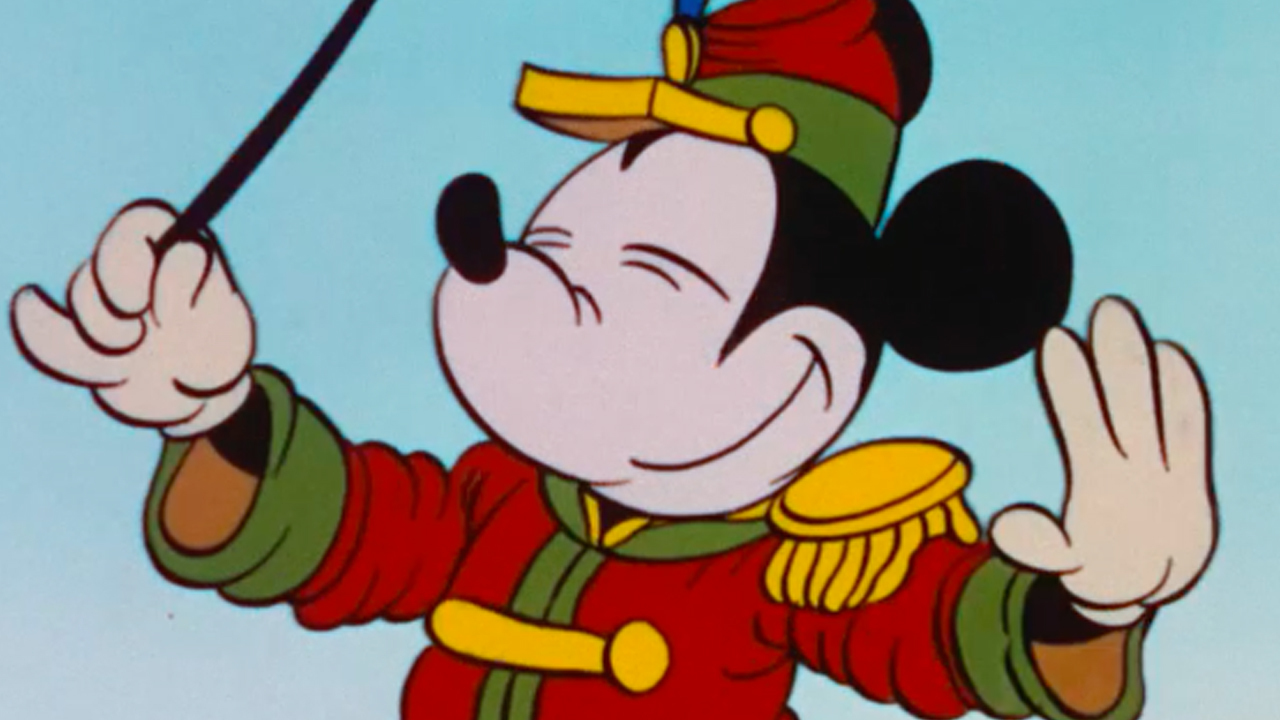 The Band Concert | A Classic Mickey Short