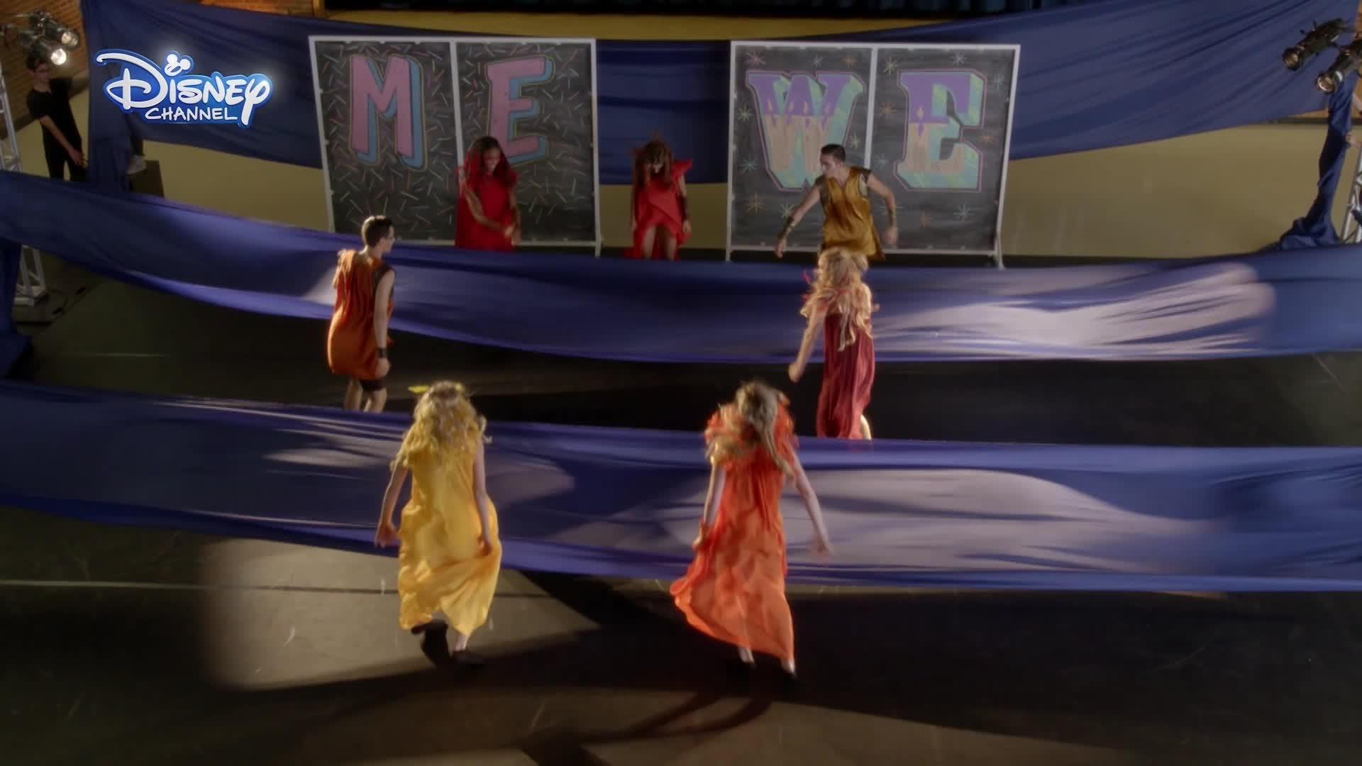 Las actuaciones de Backstage - Jornada de puertas abiertas
