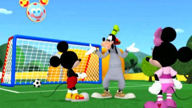 Goofy's Swingin' Soccer
