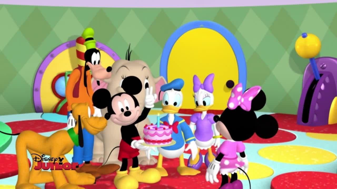 Festeggia i bambini nati nel mese di Gennaio con Disney Junior!
