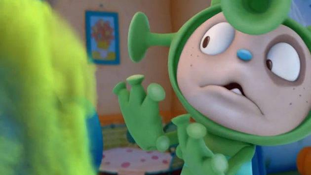 Boo! For You Halloween - Henry Hugglemonster