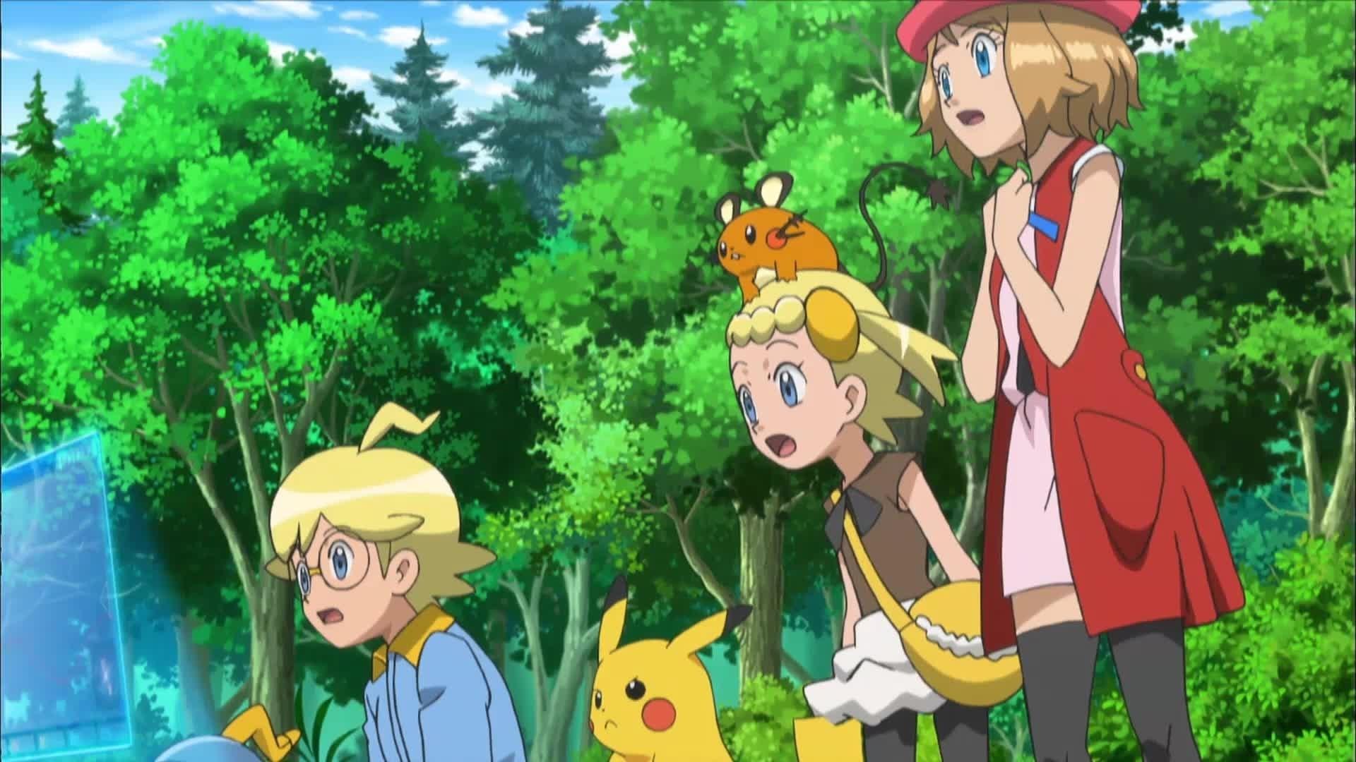 Pokémon - Aflevering 25 - Seizoen 19