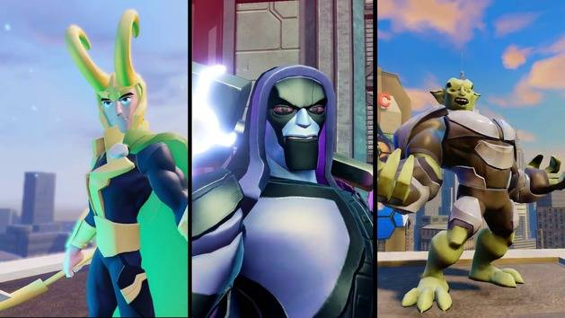 Villains Trailer - Disney Infinity: Marvel Super Heroes (2.0 Edition)