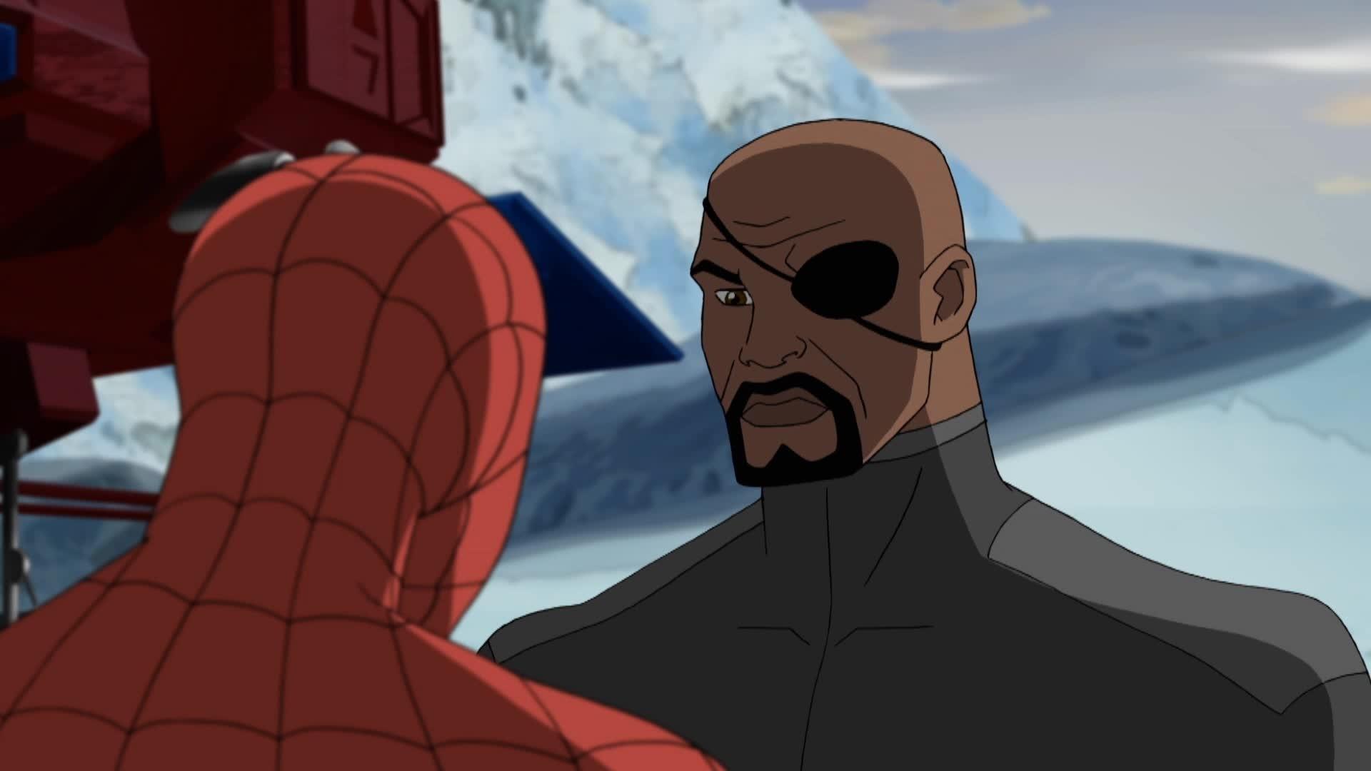 Ultimate Spider-Man - Aflevering 90 - Seizoen 4