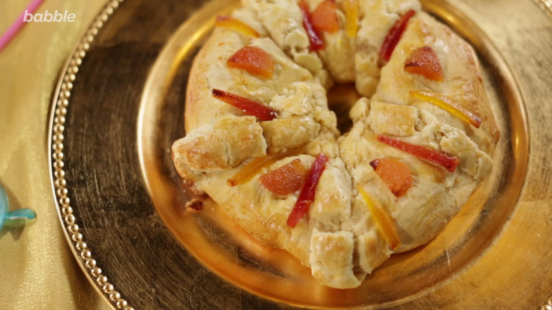 Rosca de Reyes Cake | Dessert | Babble Eats