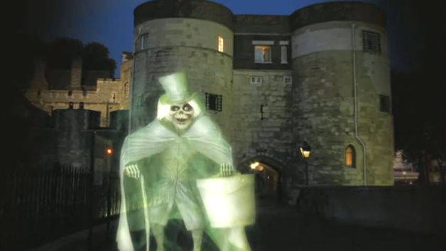 Haunted Holidays - Tower of London