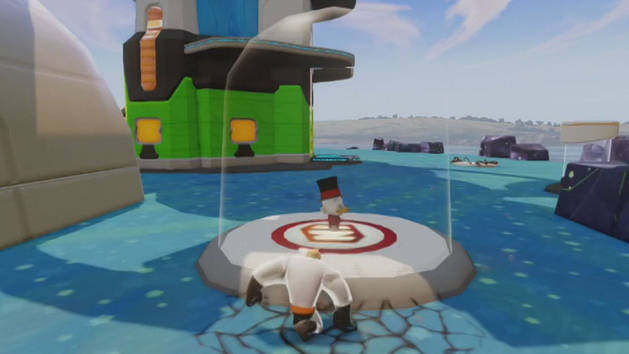 McDuck in Danger - DISNEY INFINITY Toy Box