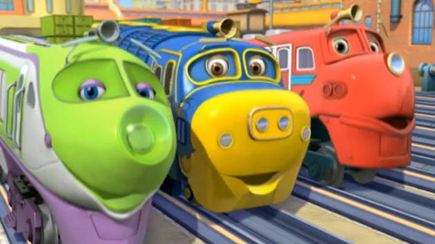 Chugginton: Chuggington Theme Song