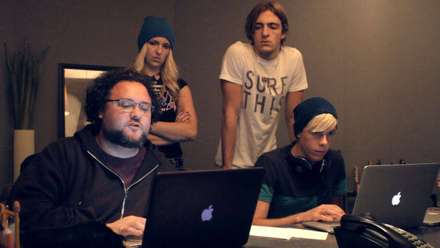 The Music - R5 on R5