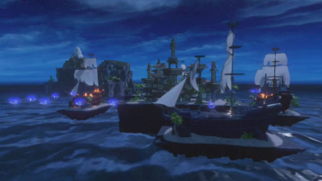 EpicPirateCombat - DISNEY INFINITY Toy Box