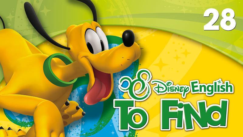 Disney English - Episodio 28