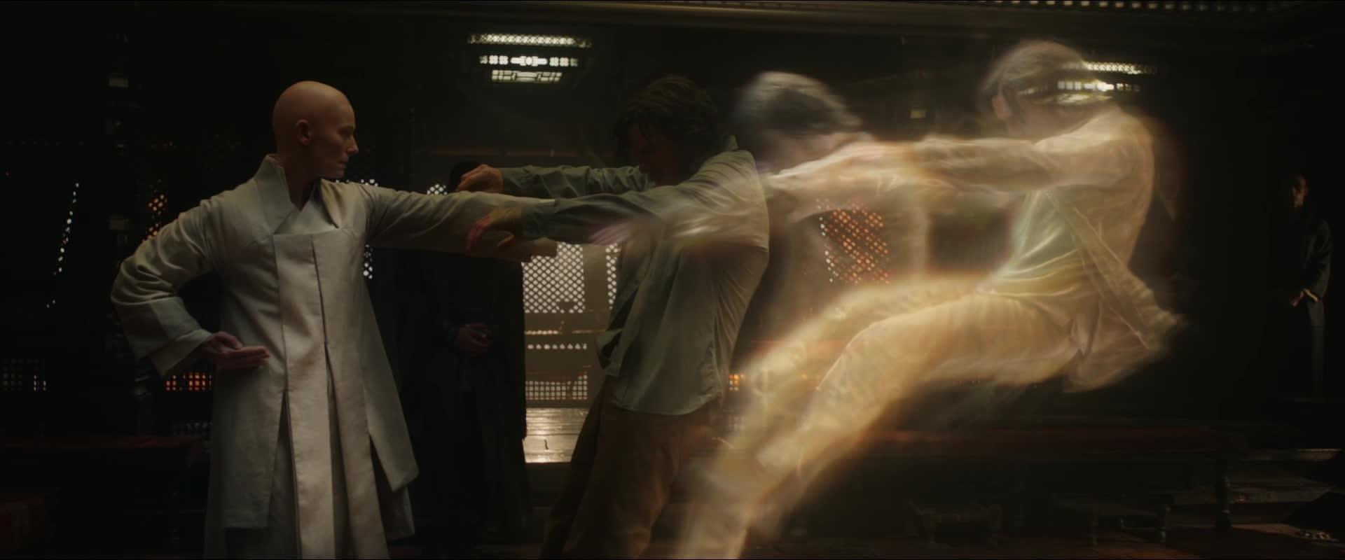 Marvel's Doctor Strange Trailer