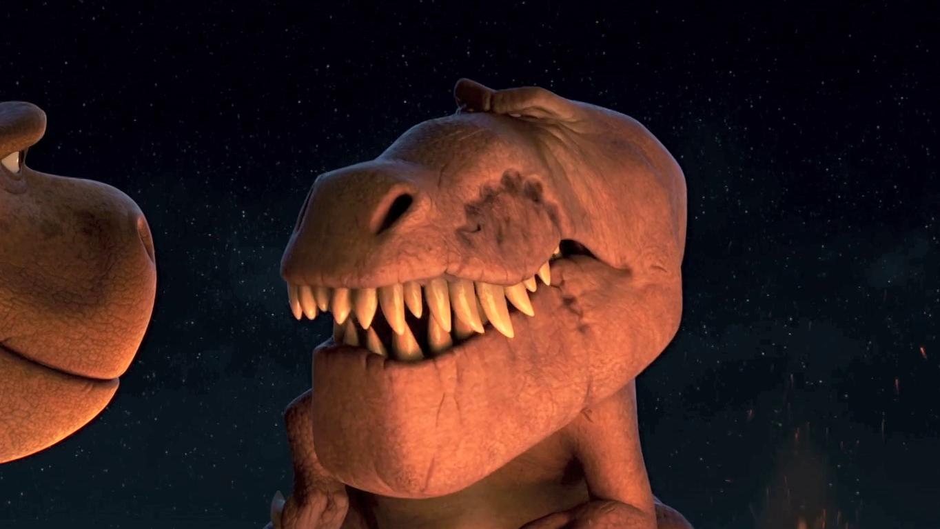 Butch's Scar - The Good Dinosaur Clip