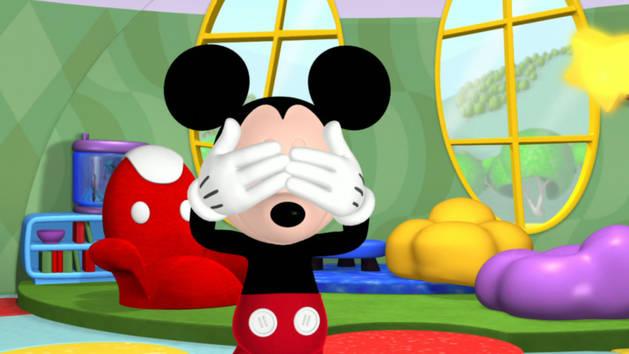 Mickey-Go-Seek