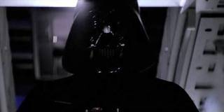Vader Arrives on the Death Star