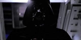 Vader Arrives on the Death Star