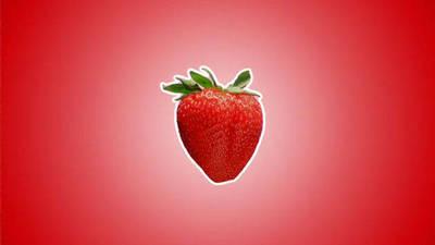 Fruity, Fruity Fruit!: Strawberries