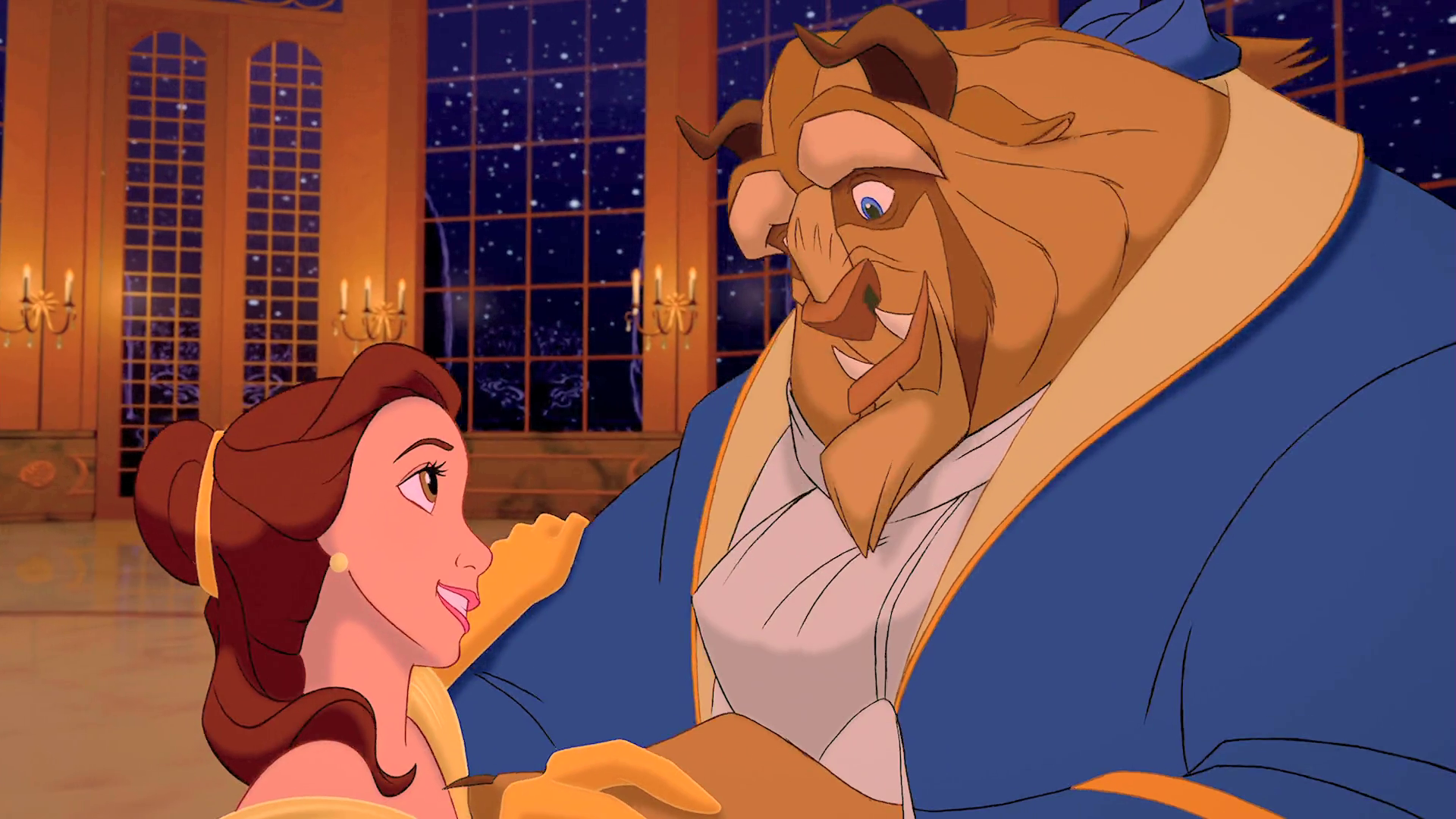 Beauty and the Beast 25th Anniversary Edition