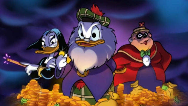 DuckTales: Scrooge's Loot - Game Trailer