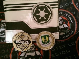 History of the 501st Legion: The Challenge Coin