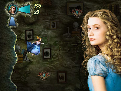 Adventures In Wonderland Game