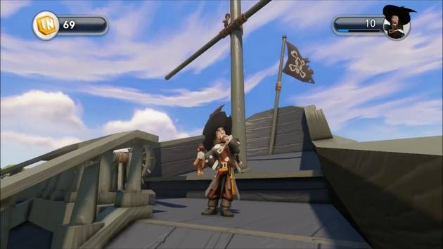 Pirates of the Caribbean: The Infinite Beyond by bwattsup - First Place - DISNEY INFINITY Winner