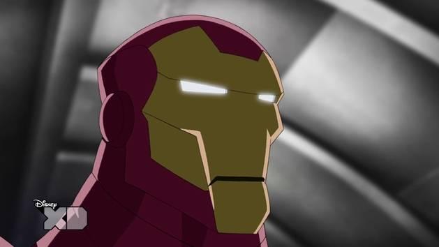 Hulk e gli agenti S.M.A.S.H - Iron Man