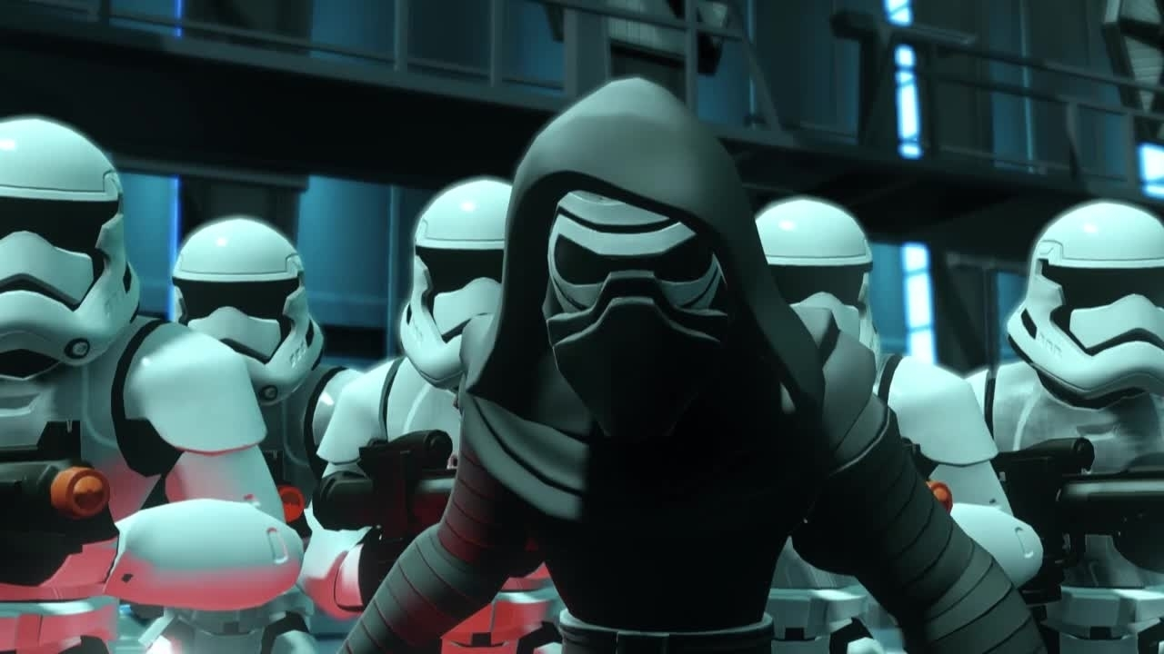 Star Wars: The Force Awakens Play Set Official Trailer | Disney Infinity 3.0