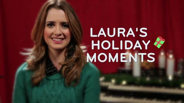 Laura Marano's Favorite Holiday Moments | Disney Playlist