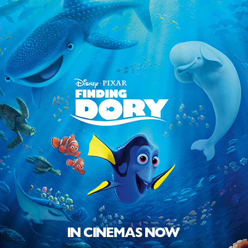 Finding Dory - More Disney Square - MY