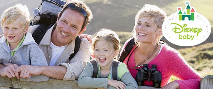 Vacanze attive con bambini piccoli