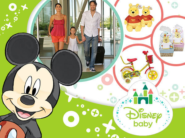 Crescere con Disney Baby