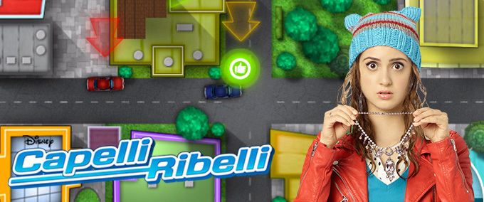 Capelli Ribelli - il gioco