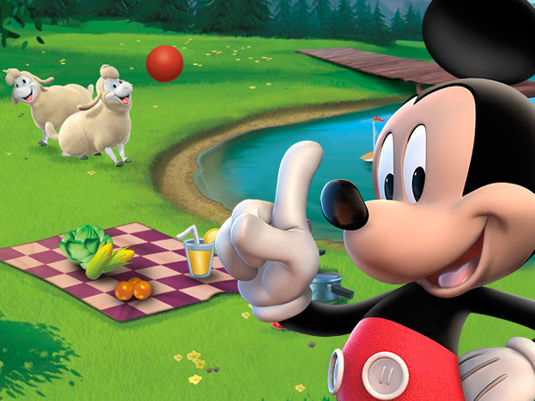 Disney English - NUOVI GIOCHI!
