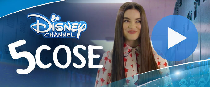 Disney Channel - Le 5 cose...